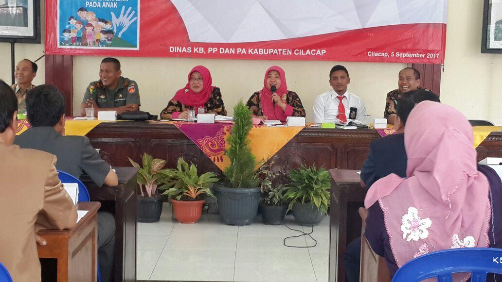 Advokasi penguatan jejaring penanganan anak yg berhadapan dg hukum (ABH)