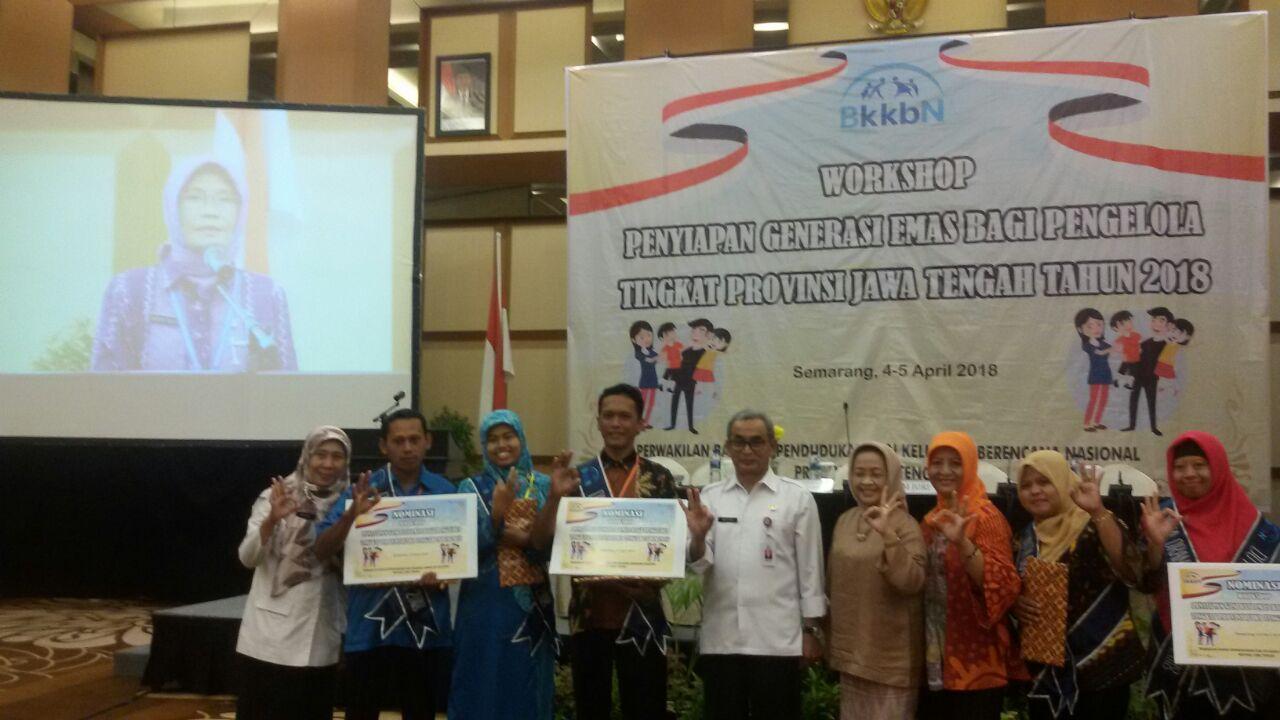 Cilacap masuk Nominasi Lomba Duta Orang Tua Hebat Tingkat Provinsi Jawa Tengah