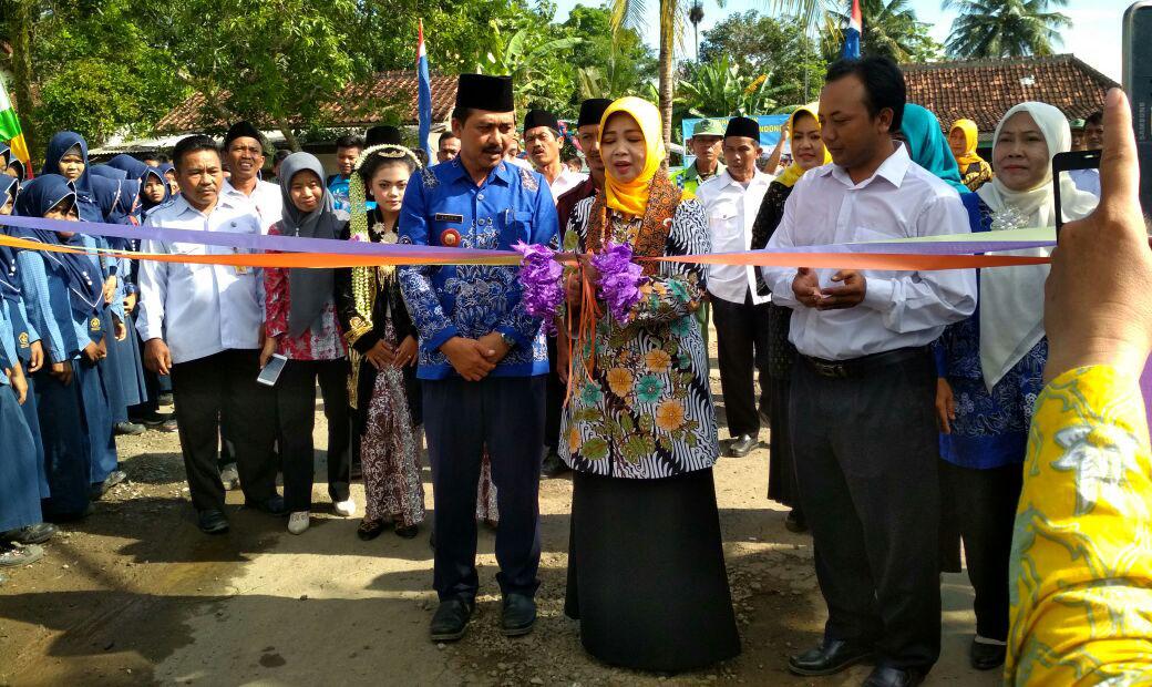 Lounching Kampung KB Desa Cikedondong Kec. Bantarsari