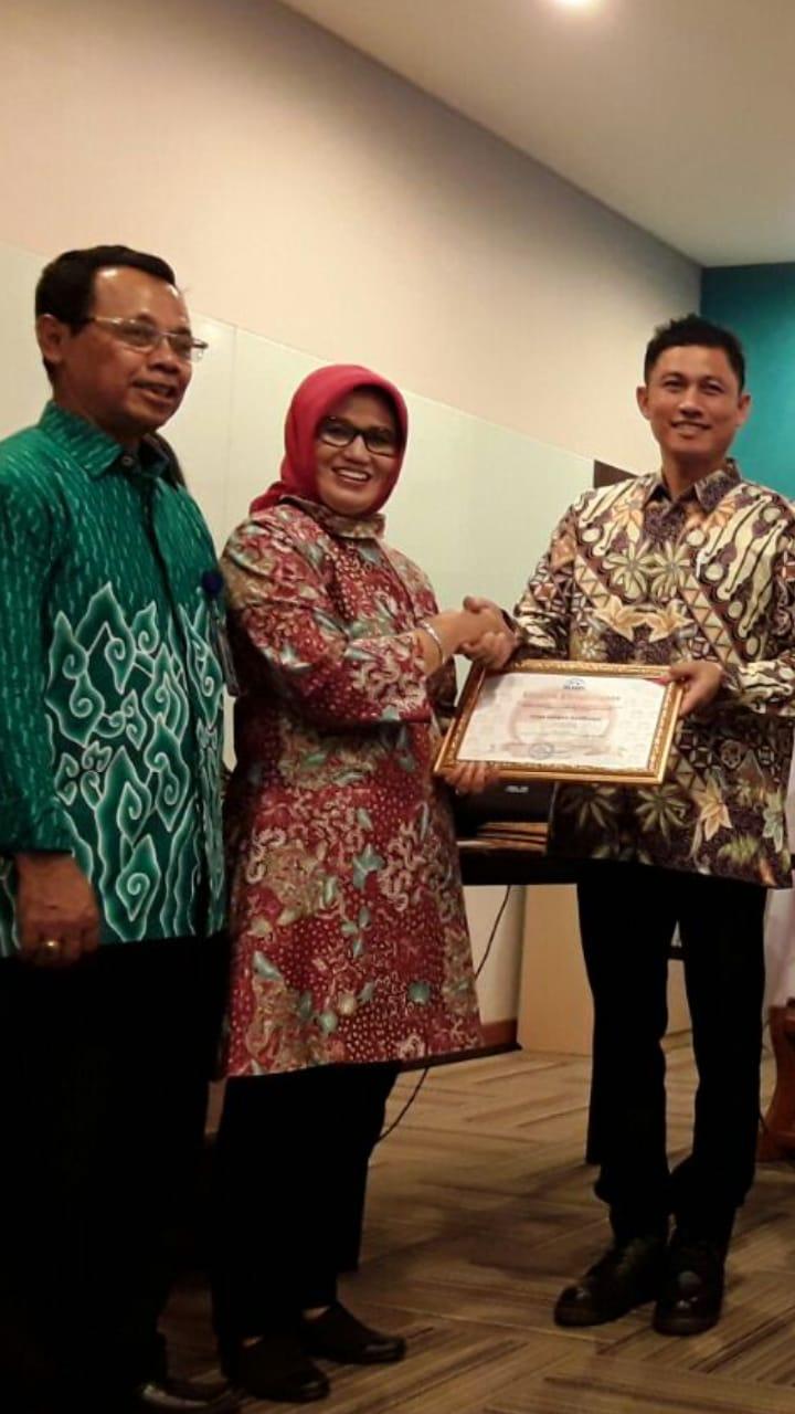 Kabupaten Cilacap Mendapat Juara I Tk. Nasional dalam Pemilihan Pelayanan MKJP Terbanyak